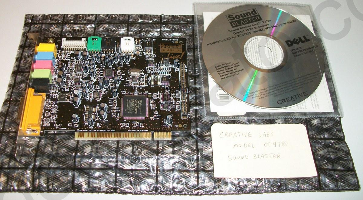 Creative AudioPCI (ES1371,ES1373) (WDM) Driver Download ...