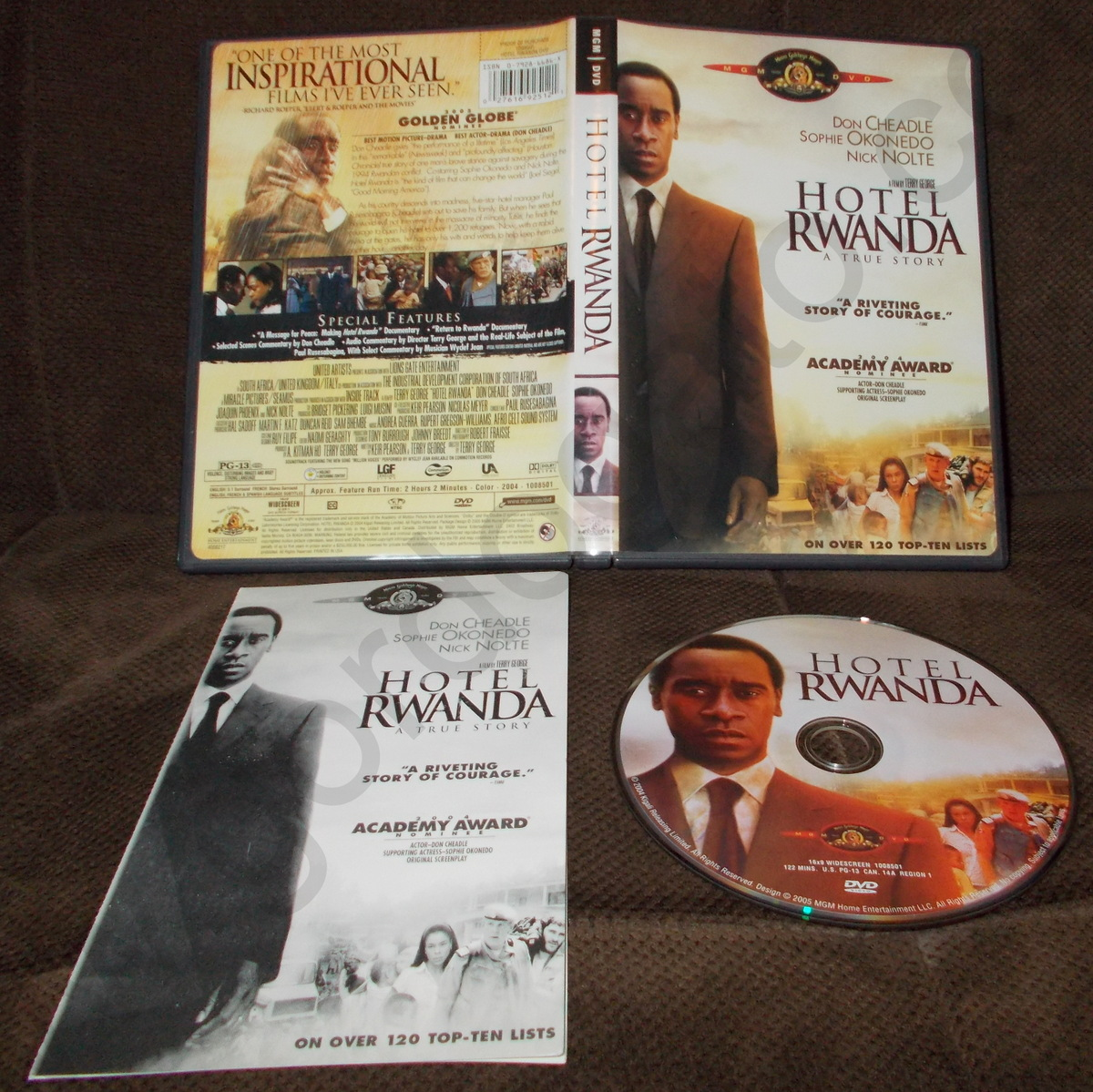 hotel rwanda analysis Film critique of hotel rwanda do you remember that feeling you had when you first watched schindler's list do you remember the sadness that you felt and how you wished you had been there to kill all of those nazi bastards before they had a chance at genocide that was certainly how i felt,.