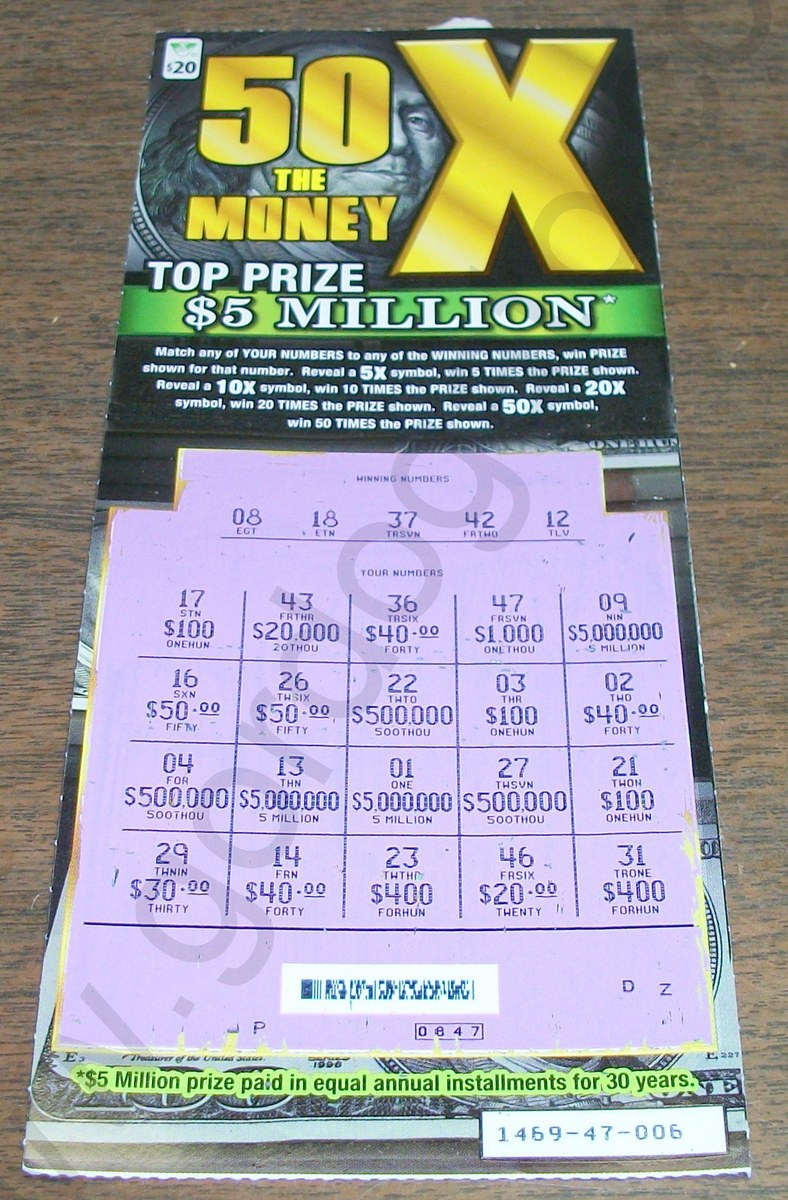 Winning scratch off tickets va | Winning scratch ticket