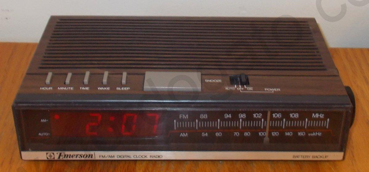 Think, that emerson vintage radio excellent