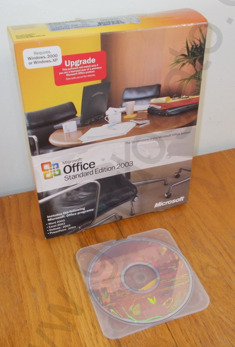 ms office 2003 standard edition