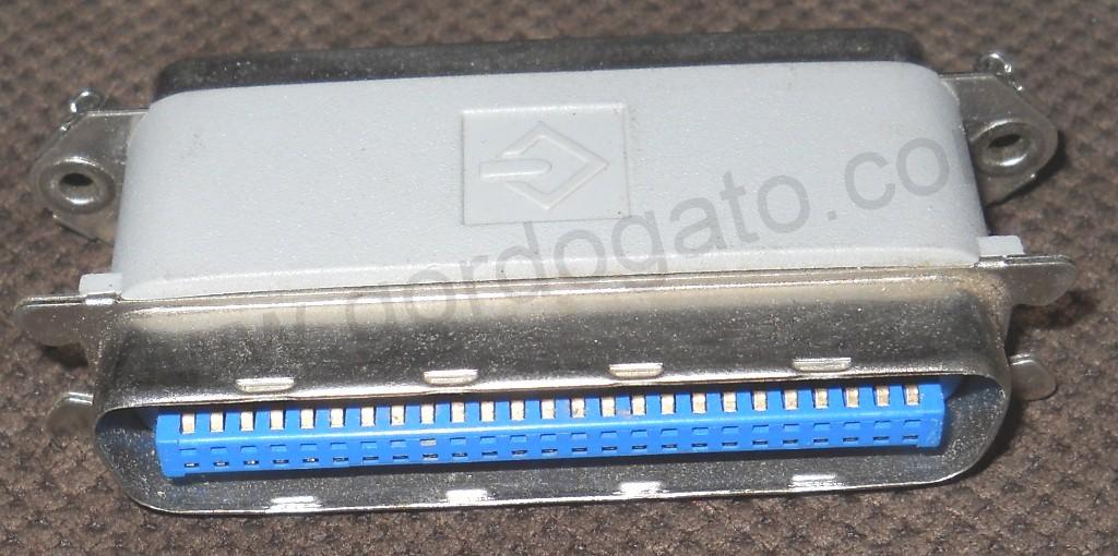 Apple Macintosh Mac Passive SCSI Terminator 590-0304-A, Gordogato's